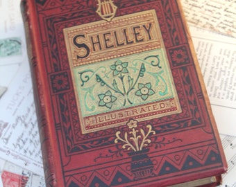The Poetical Works of Percy Bysshe Shelley c.1880