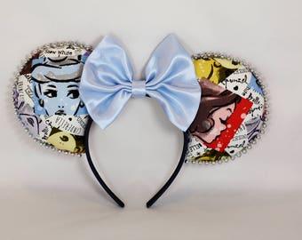 Disney Ears - Pretty Pretty Princess
