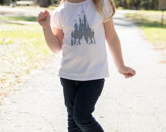 Disney castle shirt, tinkerbell shirt, minnie shirt, cinderella shirt, disney shirts, disney princess shirt, disney vacation shirt