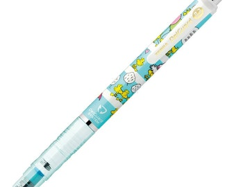 Snoopy Mechanical Pencil 0.5 mm - By Zebra DelGuard - Pencil Sharp
