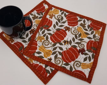 Good Harvest Quilted Potholders - Set of 2 and Free Shipping!