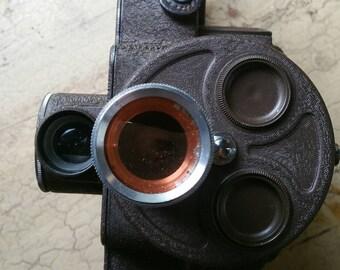 Vintage Bell & Howell Film 16mm Camera