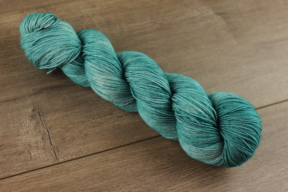 Teal Armstrong  hand dyed tonal