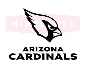 Arizona Cardinals Cut Files, Arizona Cardinals SVG Files, Arizona Cardinals Cutting Files, Arizona Cardinals Cuttable File, Instant Download