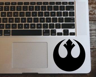 Star Wars Rebel Alliance vinyl decal sticker