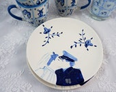 Dutch Souvenir Set. Blue ...