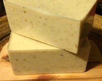 Cinnamon Spice Goats Milk soap
