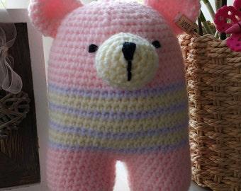 Kahu 21 cm crochet/cuddly Bear 21 cm crochet