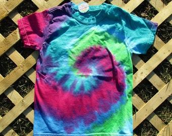 Kids Spiral Tie Dye (Medium)