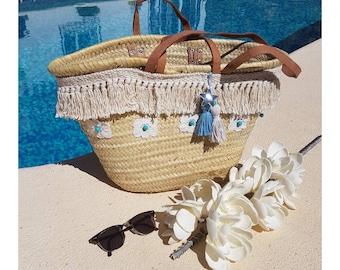 Basket of Bohemian Beach