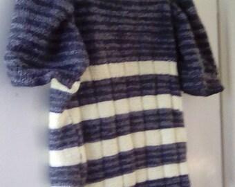 Sweater grey naturfarbenGroesse 48__