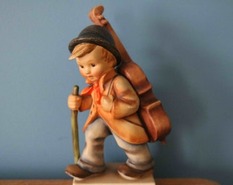 "Vintage 6"" TMK 2 Hummel/Goebel figurine ""Little Cellist""  Good condition"