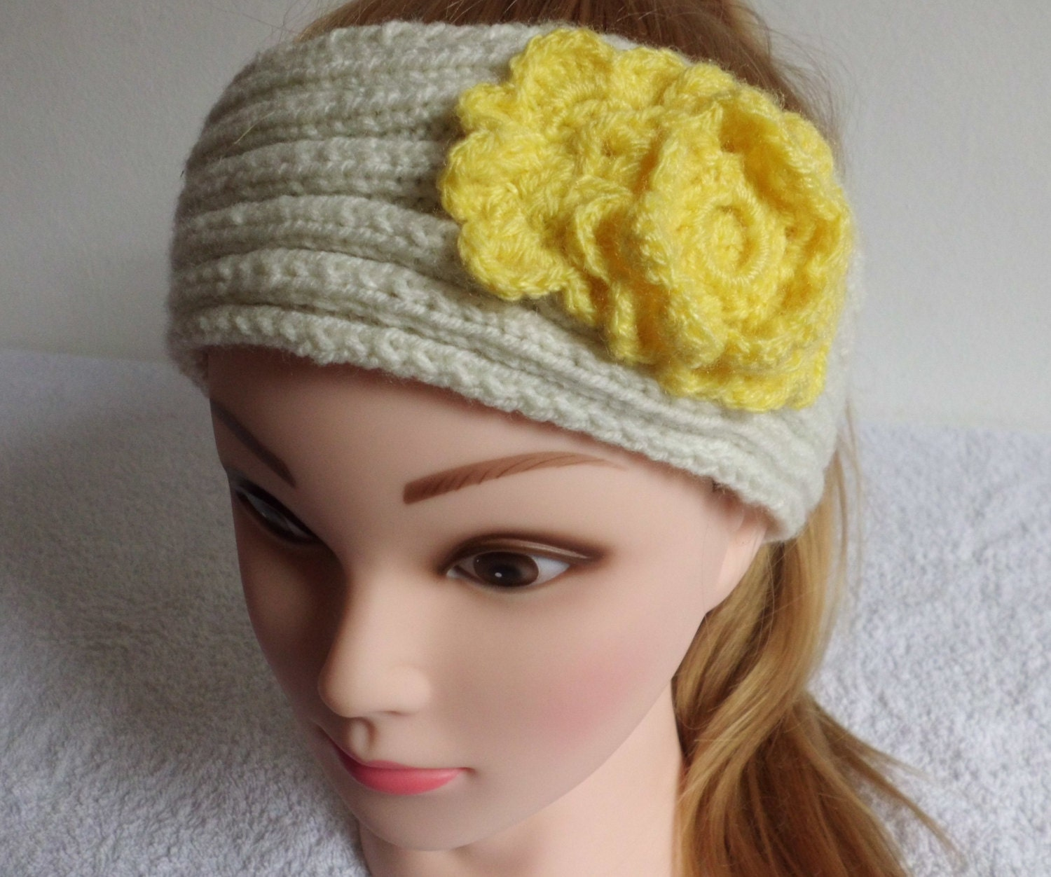 Winter Headbands. Showing 40 of results that match your query. Search Product Result. Knitted Cold Weather Headband (White) Product Image. Price $ Product Title. Knitted Flower Winter Headband (Large) Knitted Cold Weather Headband (White) Add To Cart. There is a problem adding to cart. Please try again.