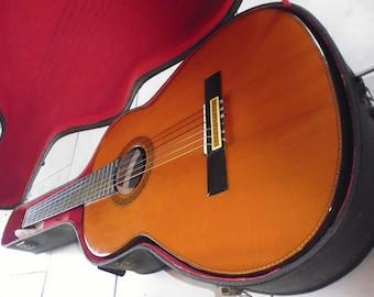 1972 finest Ariza Antonio Flamenco Guitar