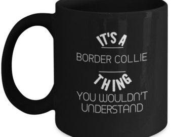 Border Collie Coffee Mug - Border Collie Rescue Coffee Mug