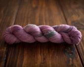Dried Rose(OOAK)- Sparkle Sock