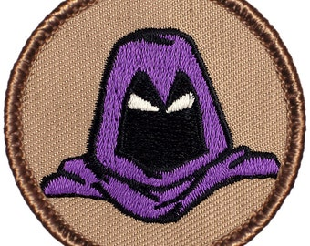 Phantom Patch (550) 2 Inch Diameter Embroidered Patch