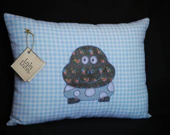 Little Turtle decorative cushion