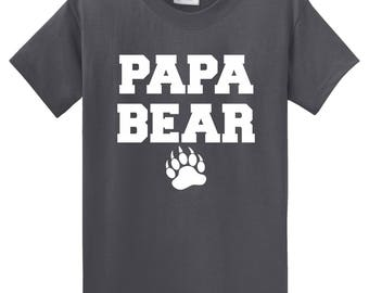 Father's Day Shirt! Papa Bear
