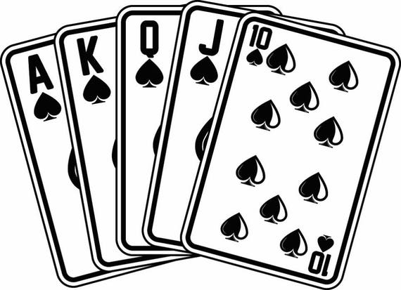 Casino card deck 16