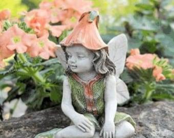 Miniature Dollhouse FAIRY GARDEN ~ Jennifer Fairy