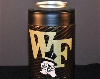 Wake Forest Yeti Wake Forest Ozark Wake Forest gifts Wake Forest gear Demon Deacons gifts Demon Deacons yeti wake forest colster rambler
