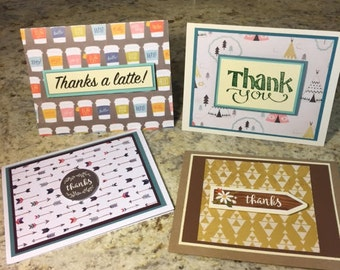 Thank You Assorted Card Set