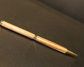 Zebrawood Slimline Pen