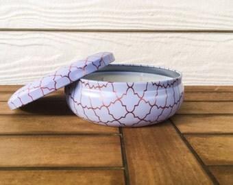 Handmade Soy Candle - Vintage Violet