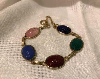 Scarab Egyptian Bracelet