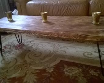 A Loft Style table