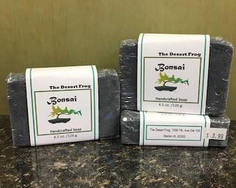 Bonsai Soap