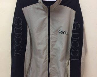 Gucci Jacket Big Logo Made In Italy