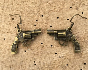 Revolver Earrings
