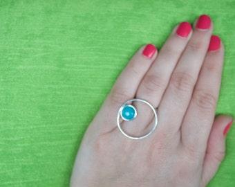 Infinite Ring