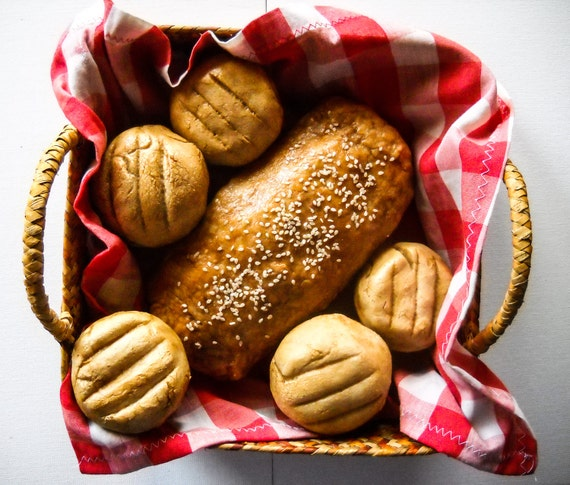 Fake food staging fake food prop primitive fake bread 5 for Artificial bread decoration