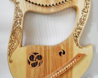 "Liara ""Carmen Lee"" C major Lyre instrument"