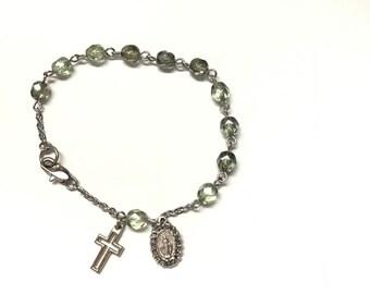 Rosary Bracelet Chain