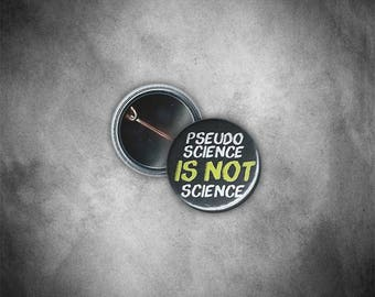 Pseudoscience Button