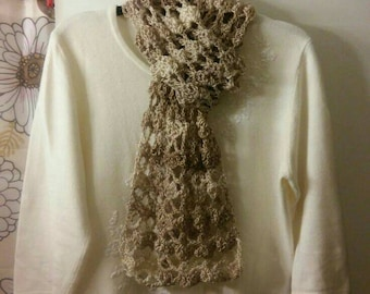 Ladies All Season Lacy Scarf