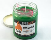 Walker, The Walking Dead Inspired Candle, Mulled Cider Candle