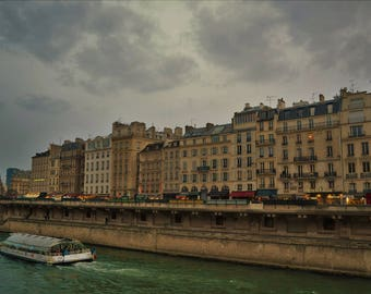 The River Seine,  Paris II