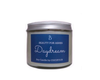 Daydream - Hand Poured Soy Wax Candle