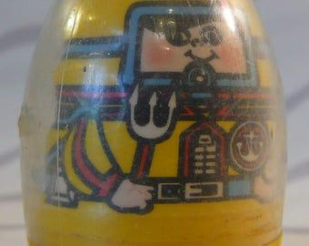 Weeble Hasbro Scuba Diver 1976