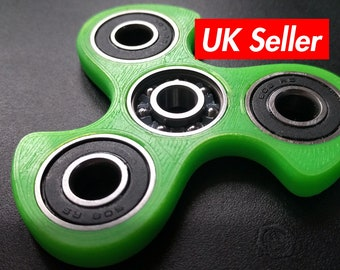 Fidget spinner toy - hand spinner / 3d printed / edc spinner / stress toy / spin toy / tri spinner / everydaycarry PRO