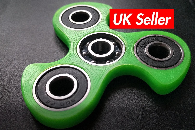 Fidget spinners qatar - Fidget Spinner Toy Hand Spinner 3d Printed Edc Spinner Stress Toy