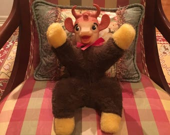 Elsie the Cow, Plush Stuffed Doll