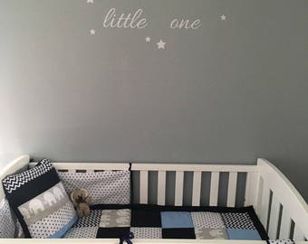 Beautiful Hand Made Baby Cot Quilt