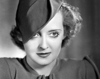 Bette Davis , Black and White 8x10 Photo Picture Celebrity Print