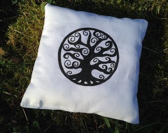 "Herbal cushion ""Tree of life"""